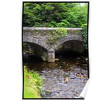 Wicklow Country, Bridge Poster