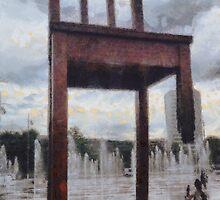 The Broken Chair by Farhan806