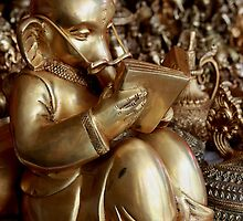 Lord Ganesha by Indrani Ghose