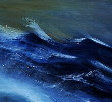 Troubled Waters (detail) by Kostas Koutsoukanidis