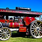 Showmans Road Locomotive by Trevor Kersley