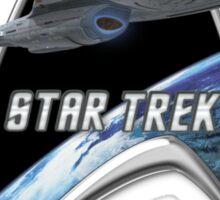 StarTrek Command Silver Signia Voyager 2 Sticker