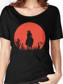 Lonesome Cowboy Women's Relaxed Fit T-Shirt