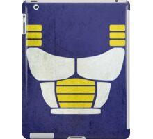 Minimalist Saiyan armor (v2) iPad Case/Skin