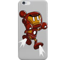 Super Iron Bomb Man iPhone Case/Skin