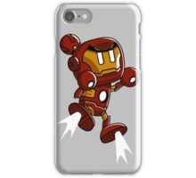 Super Iron Bomb Man iPhone Case/Skin