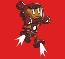 Super Iron Bomb Man Kids Clothes