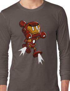 Super Iron Bomb Man Long Sleeve T-Shirt