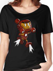 Super Iron Bomb Man Women's Relaxed Fit T-Shirt