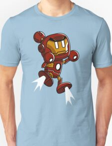 Super Iron Bomb Man Unisex T-Shirt