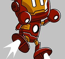 Super Iron Bomb Man by 84Nerd