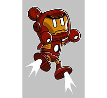 Super Iron Bomb Man Photographic Print