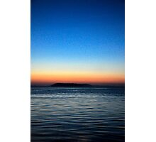 Tickled by Twilight Photographic Print