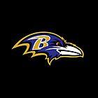 Baltimore Ravens Logo 1 by NOFOLE