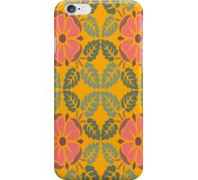 Plumb Blossom #2 iPhone Case/Skin