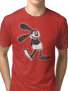 An Unlucky Rabbit Tri-blend T-Shirt