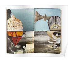 sea tops Poster