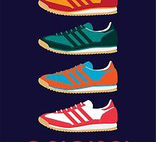 Original Kicks by modernistdesign
