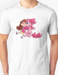 Cheek squishes Unisex T-Shirt