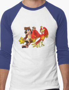 Banjo-Kazooie Men's Baseball ¾ T-Shirt
