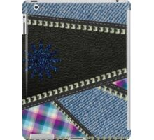 Unzipped iPad Case/Skin