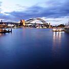 Sydney Harbour 2012 by Arthur Koole
