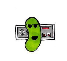 Real Bean Gaming Logo - Cool Bean by Aphina