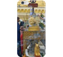 Thursday Corner Shwedagon Pagoda iPhone Case/Skin