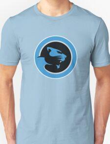 Carolina Panthers logo 1 Unisex T-Shirt
