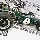 Formula One Brabham by TJSPictures