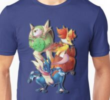 The Mage, the Warrior and the Theif Unisex T-Shirt