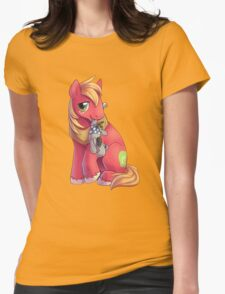 Big Mac+Smarty Pants Womens Fitted T-Shirt