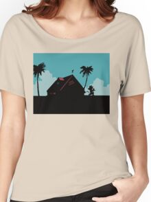 Kame House Women's Relaxed Fit T-Shirt