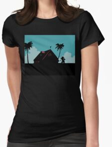 Kame House Womens Fitted T-Shirt