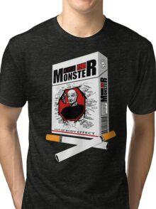 "Smocke: Dharma ""Monster"" Brand Smokes Tri-blend T-Shirt"