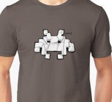 Invader #004 Unisex T-Shirt