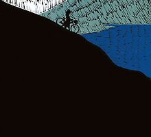 Never Rode My Bike Down To The Sea by Benedict Mayer