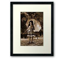 Parneet -I Framed Print