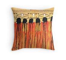 Chiefs Blanket Throw Pillow