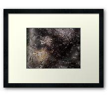 I Am Legion (Galaxy Porcelain Jasper) Framed Print