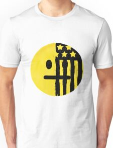 American Beauty/American Psycho Emoji Unisex T-Shirt