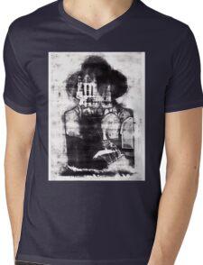 Dracula's Whitby Mens V-Neck T-Shirt