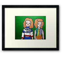 Tammyz Framed Print