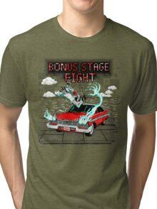 Bonus Stage Tri-blend T-Shirt