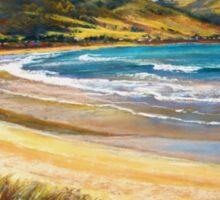 'Golden Shores' - (Apollo Bay) Sticker