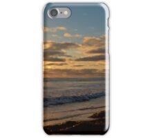 California sunset 2 iPhone Case/Skin