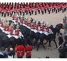 The Life Guards Photographic Print