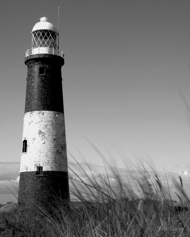 Spurn Point, East Yorkshire by Neil Clarke