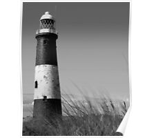 Spurn Point, East Yorkshire Poster
