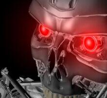 Terminator T-800 Sticker